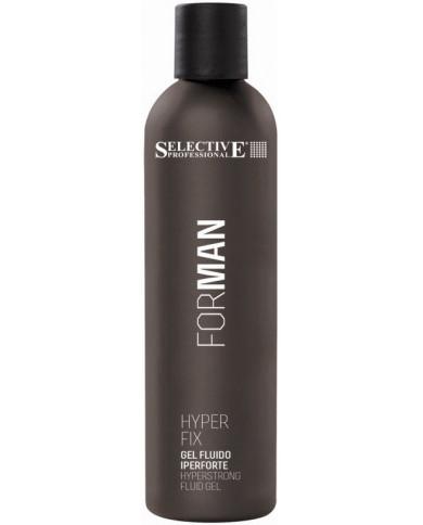 Selective For Man Hyper Fix gel-fluid