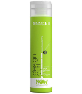 Selective Now Next Generation Design Curl glaze