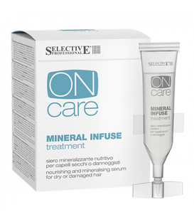 Selective ON Care Hydrate Mineral Infuse Treatment serums