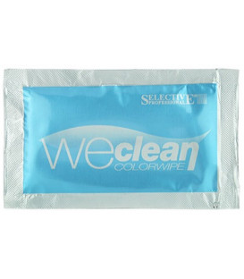 Selective Weclean color wipes