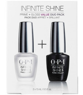 O.P.I Infinite Shine Duo Pack