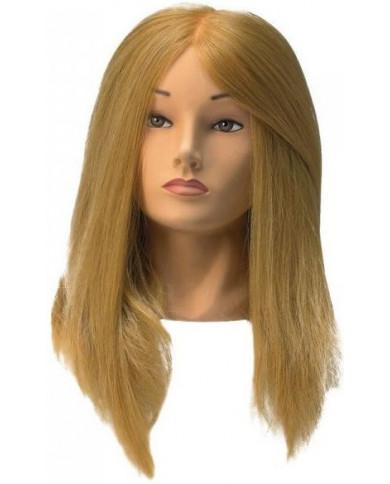 Sibel Jessica manekes ar gariem, sintētiskiem matiem