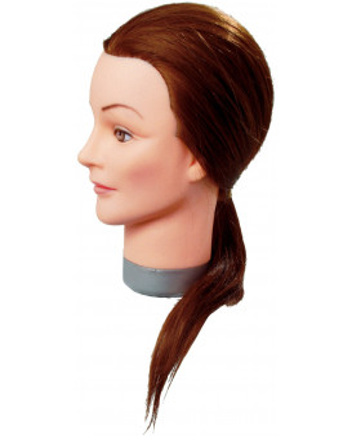 Efalock Thea manekens ar vidēji gariem matiem