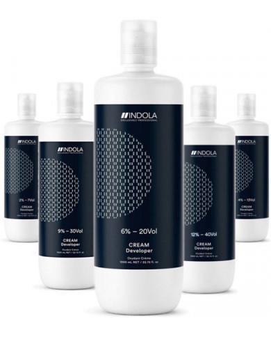 Indola Profession Cream Developer oxydant cream (1000ml)