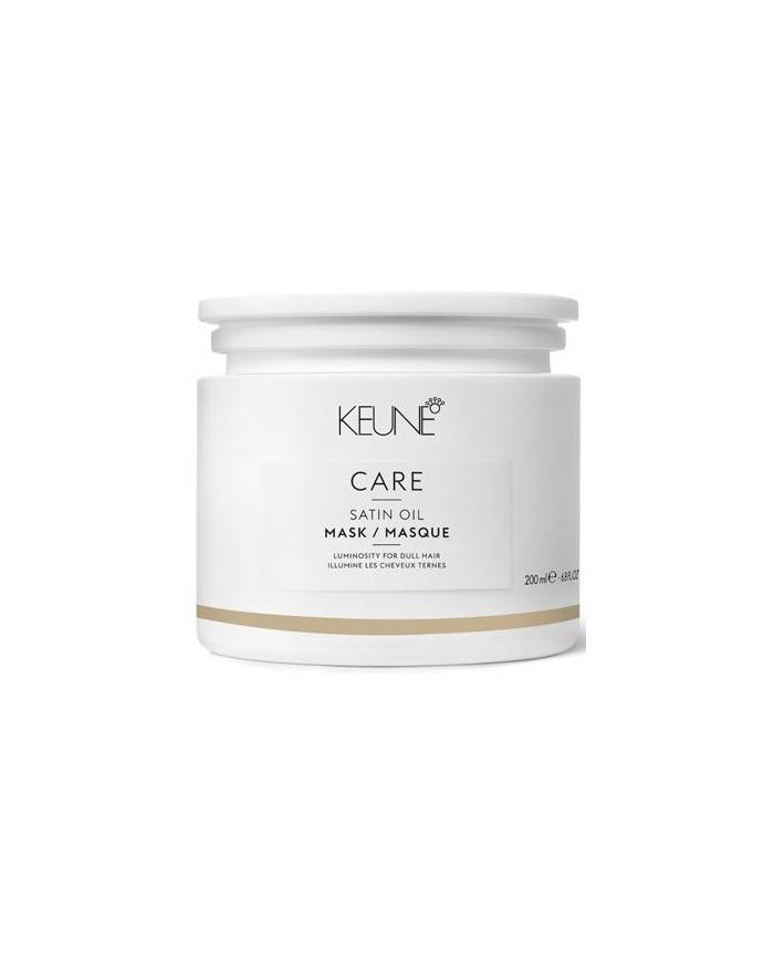 Keune CARE Satin Oil maska (200ml)