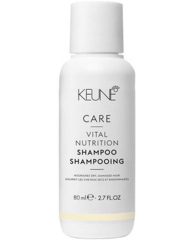 Keune CARE Vital Nutrition šampūns (80ml)