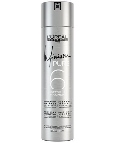 L'Oreal Professionnel Infinium Pure Soft hairspray
