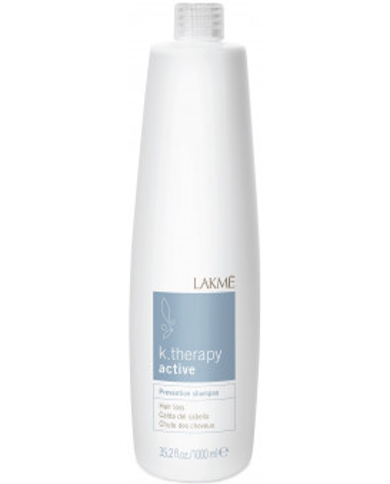 Lakme K.Therapy Active Prevention šampūns pret matu izkrišanu (1000ml)