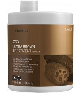 Lakme TEKNIA Ultra Brown Treatment matu maska (1000ml)