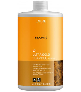 Lakme TEKNIA Ultra Gold šampūns (1000ml)