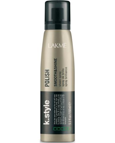 Lakme K.Style Smooth&Shine Polish matu spīdums