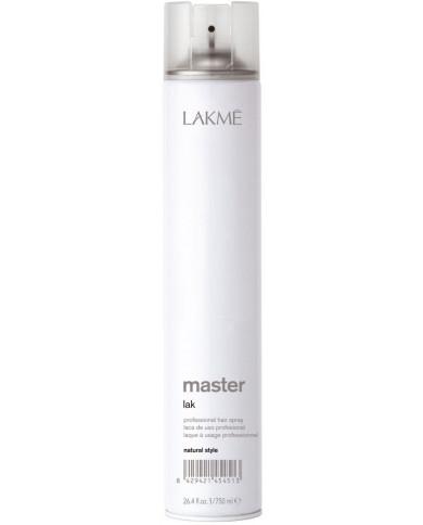 Lakme MASTER Natural Style matu laka (750ml)