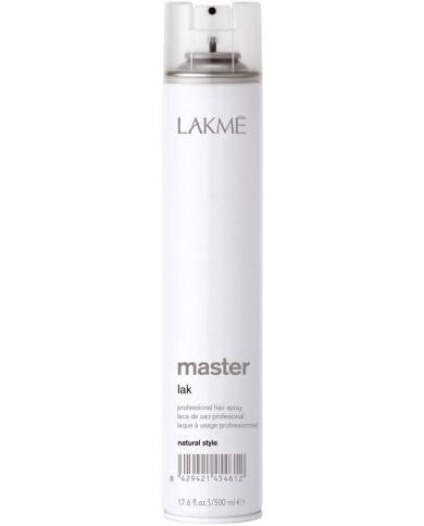 Lakme MASTER Natural Style matu laka (500ml)