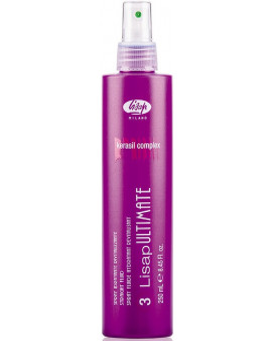 Lisap Milano Ultimate Straight Fluid спрей с кератином (250мл)
