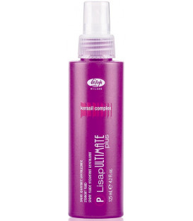 Lisap Milano Ultimate Straight Fluid Plus sprejs ar keratīnu (125ml)