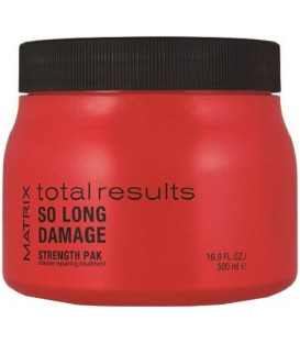 Matrix Total Results So Long Damage maska (500ml)