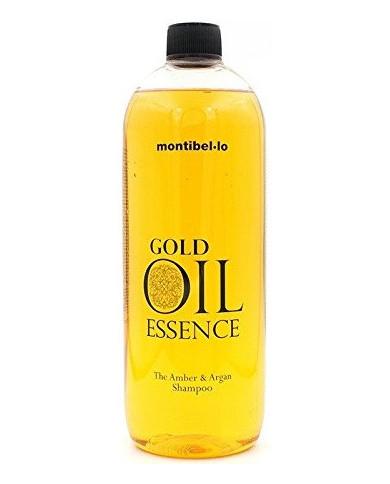 Montibello Gold Oil Essence The Amber & Argan šampūns (1000ml)