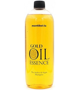 Montibello Gold Oil Essence The Amber & Argan shampoo (1000ml)