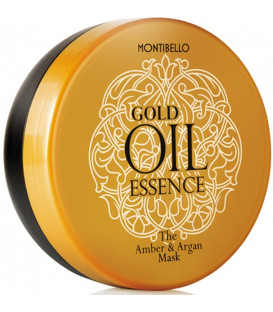 Montibello Gold Oil Essence The Amber & Argan mask (200ml)