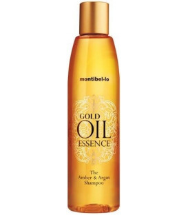 Montibello Gold Oil Essence The Amber & Argan šampūns (250ml)