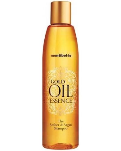 Montibello Gold Oil Essence The Amber & Argan šampūnas (250ml)