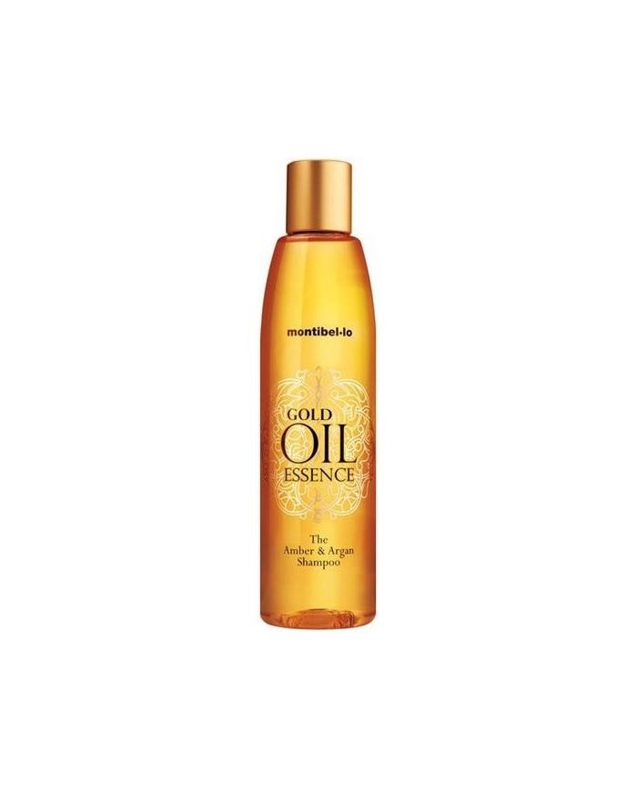 Montibello Gold Oil Essence The Amber & Argan šampūns (250ml)