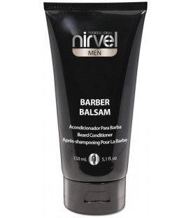 Nirvel Professional MEN Barber бальзам для бороды и усов
