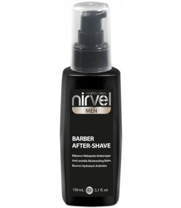 Nirvel Professional MEN Barber After-Shave balzāms pēc skūšanās