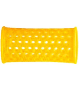 Efalock Super FL plastic wave curlers (30mm-yellow)