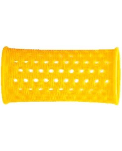 Efalock Super FL plastmasas matu ruļļi (30mm-dzelteni)