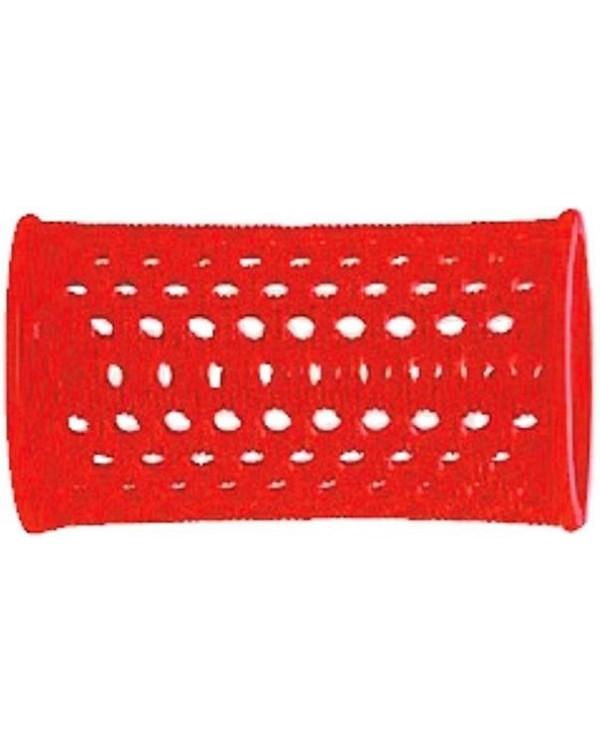 Efalock Super FL plastmasas matu ruļļi (35mm-sarkani)
