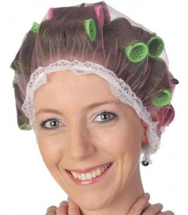 Efalock hair net with a band