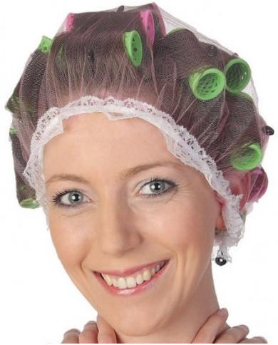 Efalock tīkliņš matiem ar gumiju
