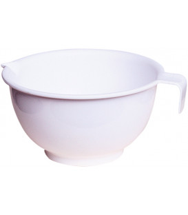 Efalock tinting bowl, white