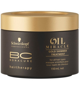 Schwarzkopf Professional Bonacure Oil Miracle Gold Shimmer treatment (150ml)