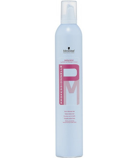 Schwarzkopf Professional Professionnelle Super Strong Hold mousse