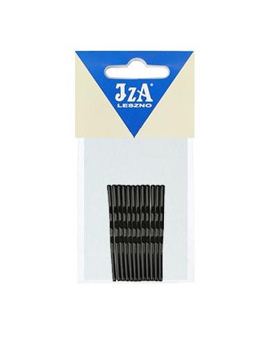 JZA gofrētas matu sprādzes (12gab.)