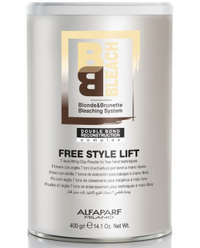 Alfaparf Milano BB Bleach Free Style Lift balinošais pulveris