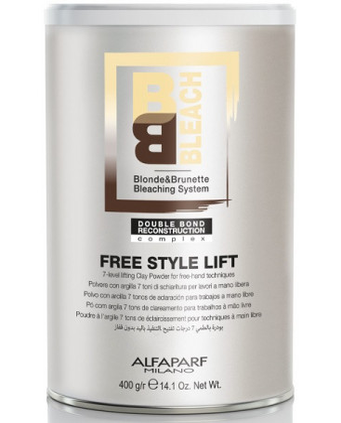 Alfaparf BB Bleach Free Style Lift balinošais pulveris
