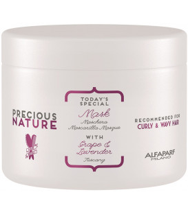 Alfaparf Milano Precious Nature For Curly & Wavy Hair maska (500ml)