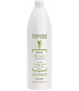 Alfaparf Milano Precious Nature Long & Straight Hair šampūns (1000ml)