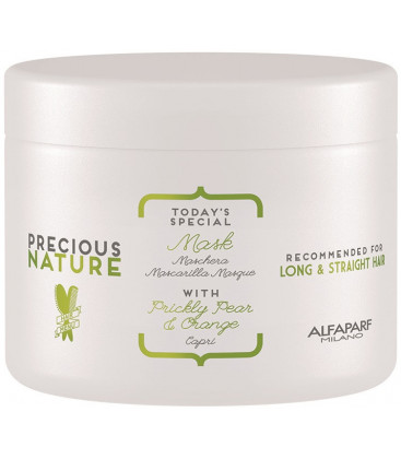 Alfaparf Milano Precious Nature Long & Straight Hair maska (200ml)