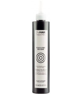 Alfaparf Milano The Hair Supporters Scalp & Fiber Restorer fluīds