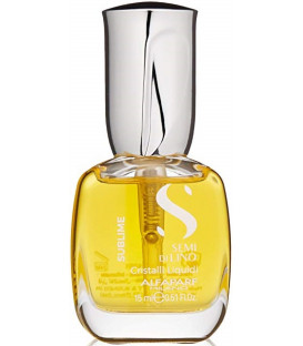 Alfaparf Milano Semi di Lino Sublime Cristalli Liquidi illuminating serum (15ml)