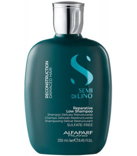 Alfaparf Milano Semi di Lino Reconstruction Reparative šampūns (250ml)
