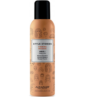 Alfaparf Milano Style Stories Firming Mousse