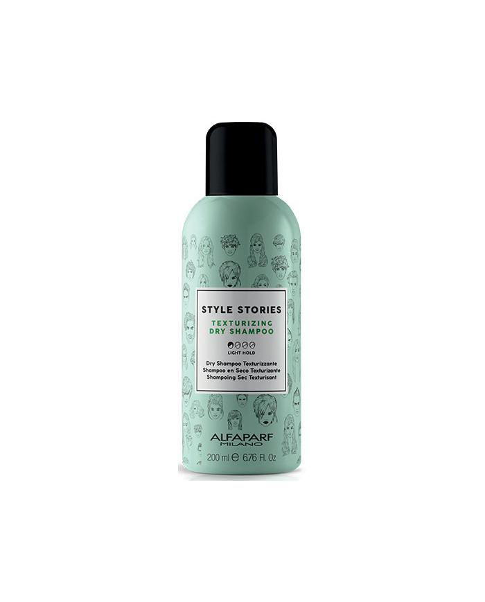 Alfaparf Milano Style Stories Texturizing Dry Shampoo sausais šampūns (200ml)