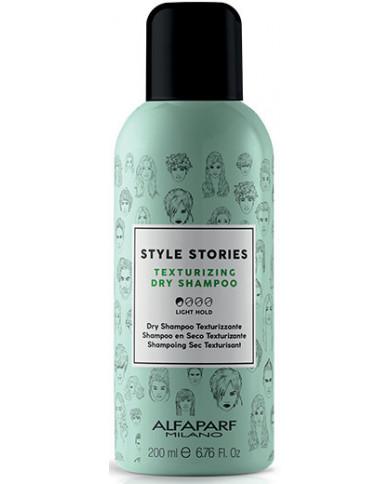 Alfaparf Milano Style Stories Texturizing Dry Shampoo sausais šampūns (75ml)