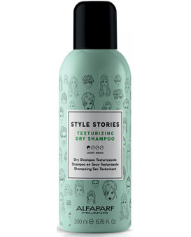Alfaparf Milano Style Stories Texturizing Dry Shampoo сухой шампунь (200мл)