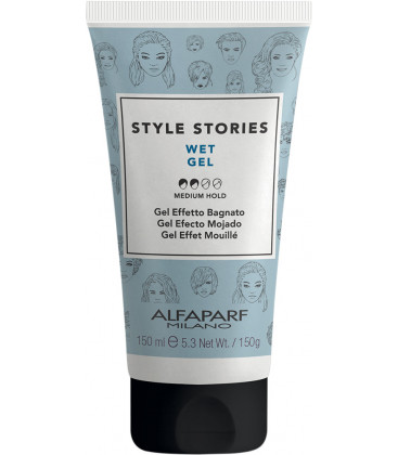 Alfaparf Milano Style Stories Wet Gel želeja